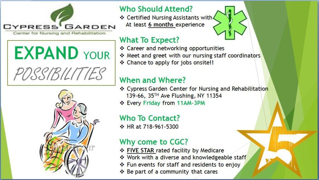 Nurses Event