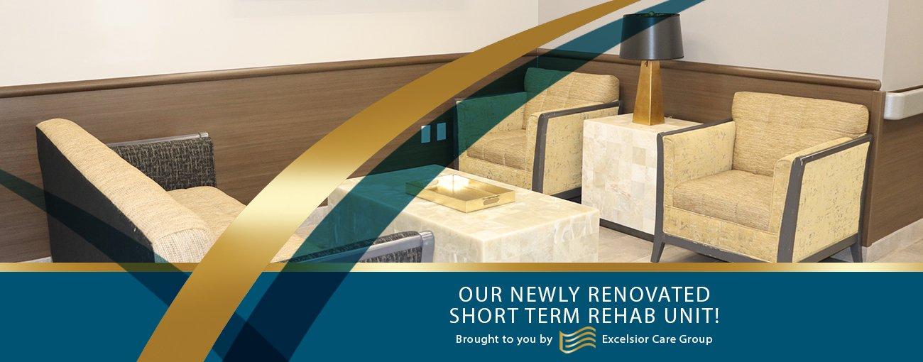 Short Term Rehab Renovations Slide 1