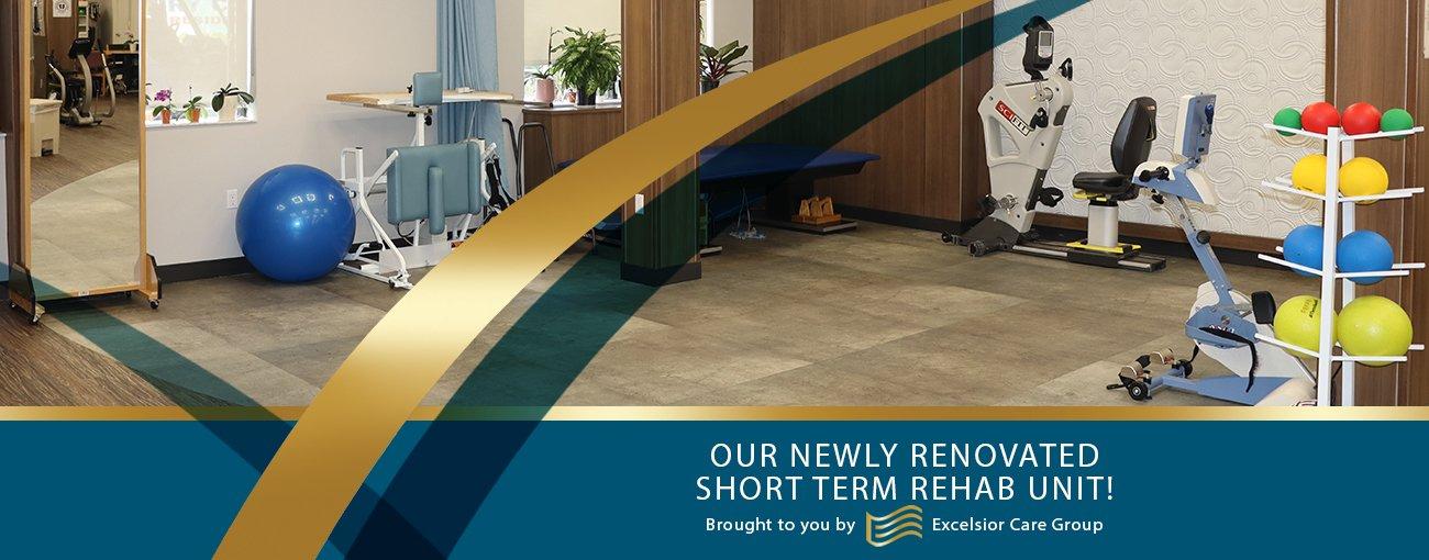 Short Term Rehab Renovations Slide 3
